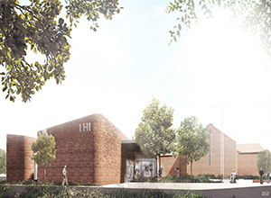 Lutheran Homes Community Centre Architectural Image