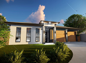 Living Without Limits Exterior Render