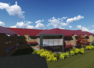 Aged Care Facility for Resthaven in Murray Bridge