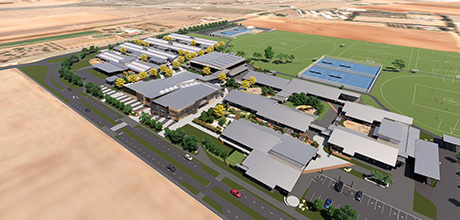 SA-Schools-PPP-North-Artists-Aerial-Impression
