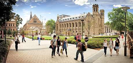 University of Adelaide Architectural Image
