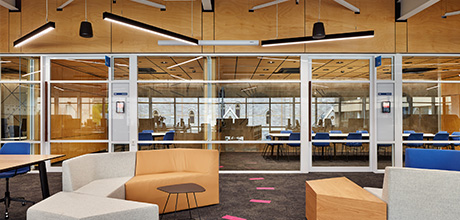 University of Adelaide Wills Fitout