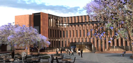 Westminster School Campus Upgrade Artists Impression 2