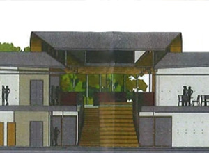 Artists Impression of Willunga Waldorf Senior Learning Centre