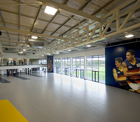 Adelaide Crows Club Rooms