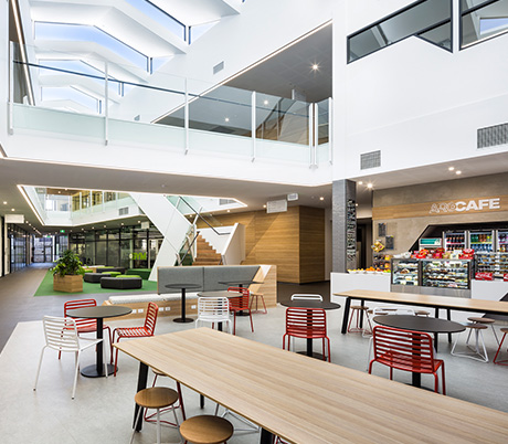 Campbelltown Leisure Centre - The Arc Cafe