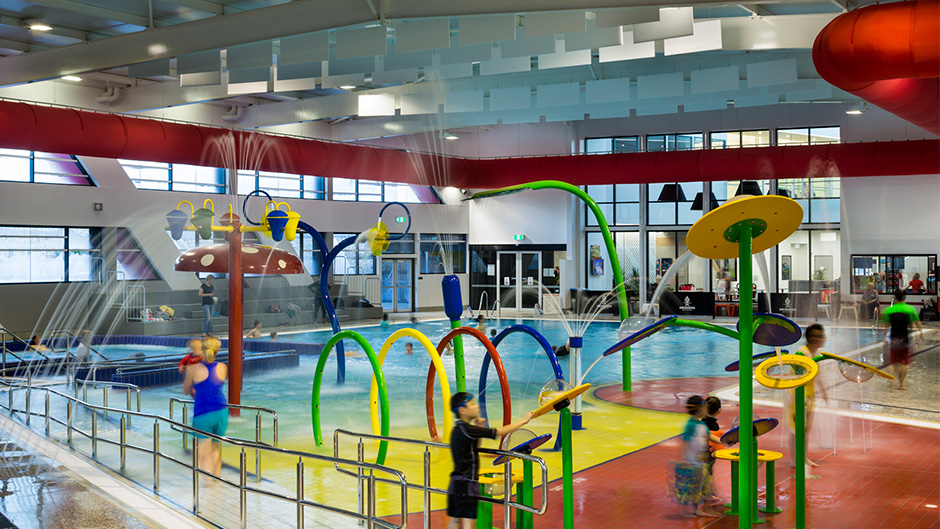 Campbelltown Leisure Centre - The Arc Children's Pool
