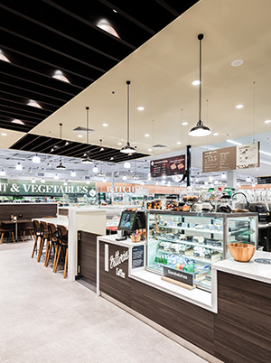 Woolworths Golden Grove Cafe