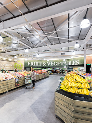 Woolworths Golden Grove Fruit & Veg