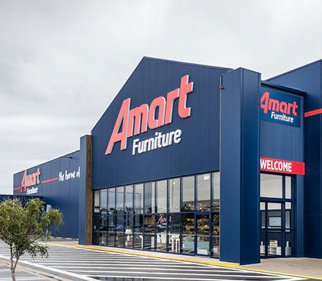 Amart Furniture Retail Outlet