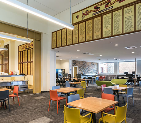 University of Adelaide Roseworthy Fitout Works
