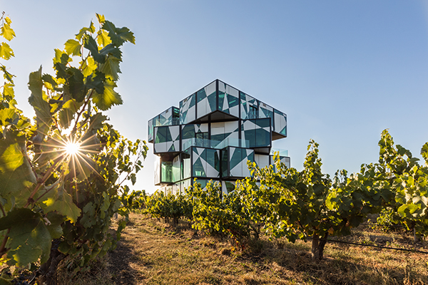 d'Arenberg Cube from the Vineyards