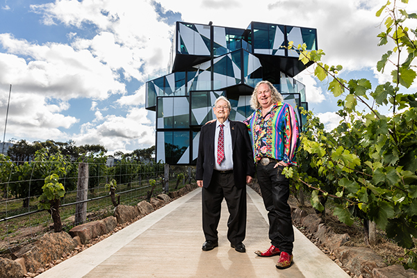 d'Arenberg Cube Chester and Darry