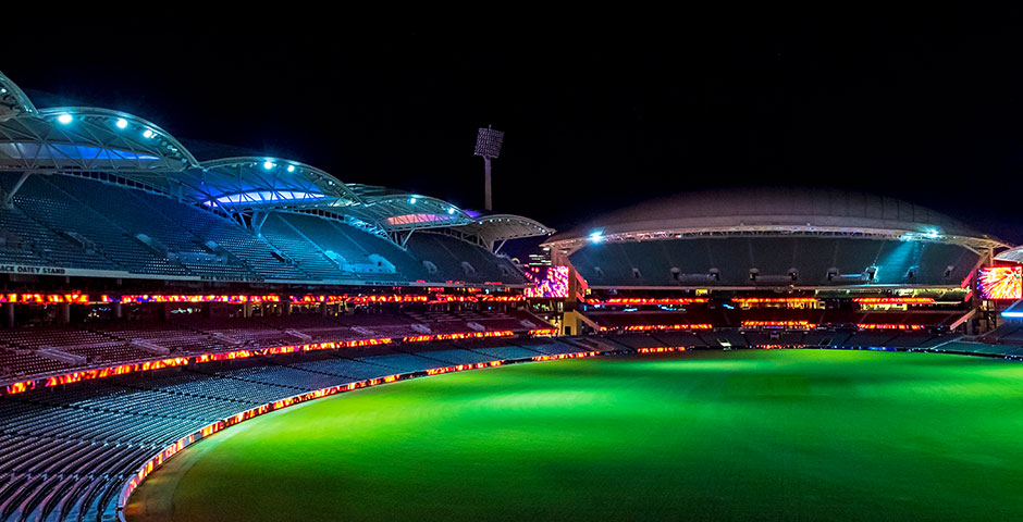 Adelaide Oval Arena LED & Lighting Upgrade