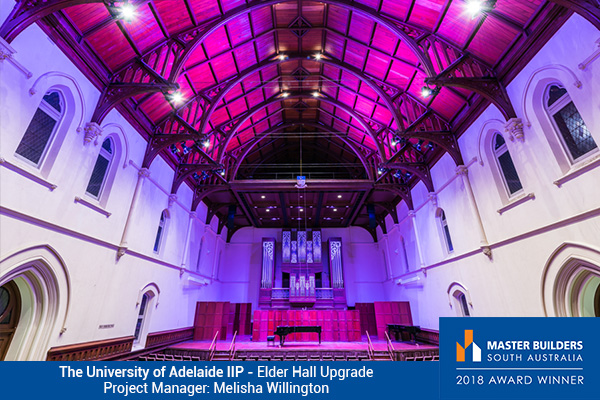 UoA_Elder_Hall_Upgrade