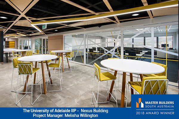 University_of_Adelaide_Nexus_Melisha_Willingron