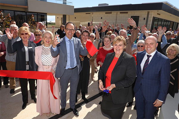 Minda_Brighton_Dunes_Opening_Ceremony_Ribbon_Cutting