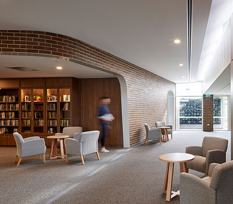 LHI COmmunity Centre Library