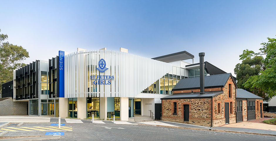 St Peters Girls School Science & Art Buildings