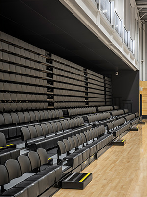 The-Lights-internal-sports-court-retractable-seating