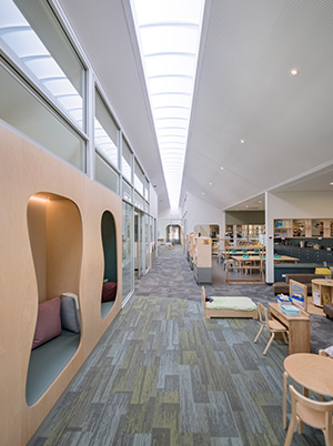 Woodcroft-College-Early-Learning-Centre-new-natural-skylight