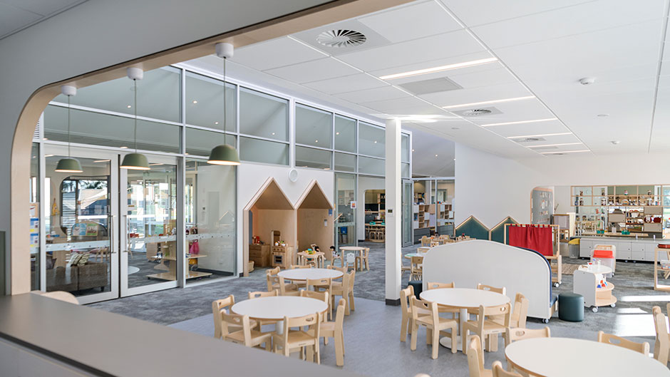 Woodcroft-College-Early-Learning-Space-modern-interior-learning-space