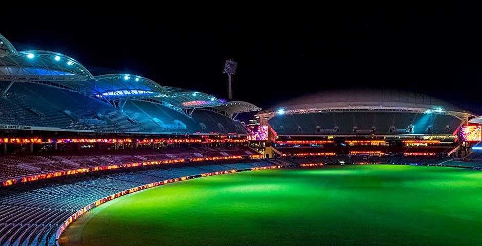 Thumbnail for Adelaide Oval Arena LED & Lighting Upgrade