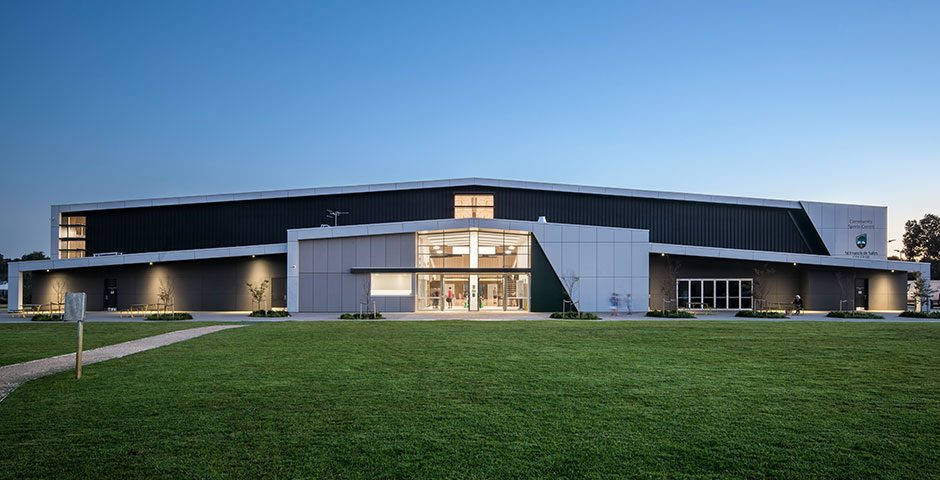 Thumbnail for St Francis De Sales Community Sports Centre